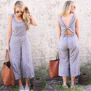 Elevenses Windward jumpsuit